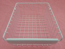 Frigidaire Side x Side Refrigerator Freezer Slide Basket Part  240530502