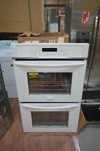 Frigidaire FGET3065PW 30  White Double Electric Wall Oven NOB  27822 HL