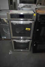 Whirlpool WOD51ES4ES 27  Stainless Double Electric Wall Oven NOB  30950 HRT