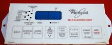 Whirlpool Oven Electronic Control Board   Part   6610288  8273821