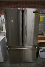 Viking RVRF3361SS 36  Stainless French Door Refrigerator NOB CD  37110 HRT