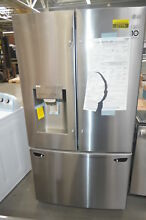 LG LFXS28968S 36  Stainless French Door Refrigerator NOB  27560 CLW