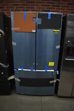 GE PWE23KSKSS 36  Stainless French Door Refrigerator NOB CD  38665 MAD