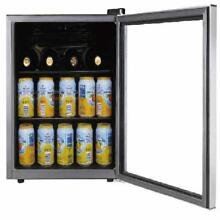 70 Can Beverage Mini Refrigerator Wine Cooler Fridge Soda Beer Storage Fridge