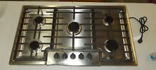 Bosch NGM5656UC 36  Gas Burner Cooktop  in Stainless Steel  NEW W DAMAGE