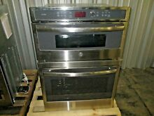 GE Profile 30  PT7800SHSS Combo Convection Microwave Convection Wall Oven