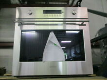 Monogram 30  Stainless Electronic Convection Single Wall Oven range   ZET1SHSS