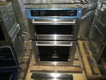 KitchenAid KOCE507ESS 27  Stainless Microwave Combo Wall Oven True Convection