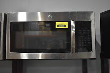 GE JVM3160RFSS 30  Stainless Over The Range Microwave Hood  34114 MAD