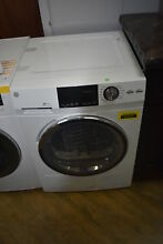 GE GFT14ESSLWW 24  Front Load 4 cu ft Electric Dryer Stainless NOB  31423 MAD