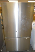Whirlpool WRF535SMBM 36  Stainless French Door Refrigerator NOB  15611 CLN