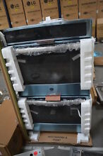 GE PT9551SLSS 30  Stainless Electric Double Wall Oven Convection NOB  30095 HRT