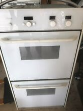 Thermador Double Oven White CT227NW Lower Oven Door complete assembly