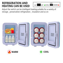 Electric Mini Portable Fridge Cooler   Warmer Portable Thermoelectric System GS