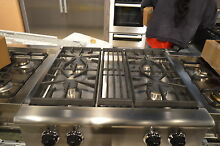 American Range Legend ARSCT304N 30  Pro Style Stainless Gas Rangetop  10752 MAD