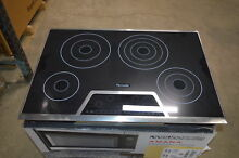 Thermador CET304FS 31  Stainless Electric Cooktop NOB  31702 MAD