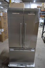 Fisher Paykel RF170ADX4 32  Stainless French Door Refrigerator CD NOB  406 MAD