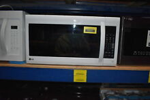 LG LMV2031SW 30  White Over The Range Microwave  32691 CLW