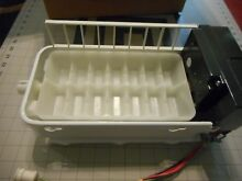Kenmore Refrigerator Vintage Ice Maker NEW Made in the USA Part 628384    B 4