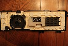 GE WASHER FRONT CONTROL PANEL WE04X25572   WH12X23218