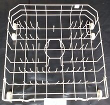 WD28X10284 KENMORE WHIRLPOOL DISHWASHER LOWER RACK ASSEMBLY