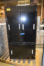 KitchenAid KRFC302EPA 36  CustomPanel French Door Refrigerator CD NOB  21416 HRT