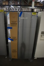 Whirlpool WRS321SDHZ 33  Stainless Side By Side Refrigerator NOB  39271 HRT