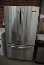 KitchenAid KRFC300ESS 36  Stainless French Door Refrigerator CD NOB  38987 HRT