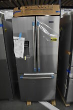 Maytag MFW2055FRZ 30  Stainless French Door Refrigerator NOB  38929 HRT