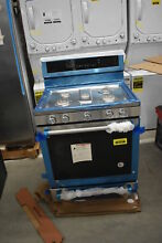 KitchenAid KFGS530ESS 30  Stainless Convection Oven Gas Range NOB  39197 CLW