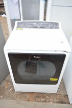 Whirlpool WED8000DW 29  White Front Load Electric Dryer NOB  18485 T2 CLW