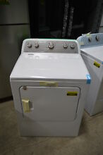 Maytag MEDX655DW 29  White Front Load Electric Dryer NOB  23957 CLW