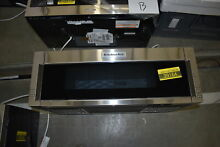 KitchenAid KMLS311HSS 30  Stainless Over The Range Microwave NOB  39164 HRT
