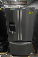 Whirlpool WRF560SEHZ 30  Stainless French Door Refrigerator NOB  39394 CLW