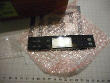 KitchenAid Microwave Electronic Control Board Touch Pad   NEW  Free Shipping  A