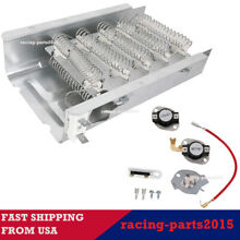 Dryer Heating Element 279838 Fuse  279816 for Whirlpool Kenmore Dryer RA