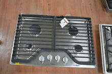 Whirlpool WCG75US0DS 30  Stainless 4 Burner Gas Cooktop NOB  25036 HL