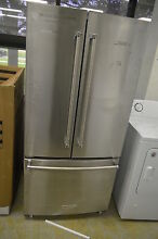 KitchenAid KRFF302ESS 33  Stainless French Door Refrigerator NOB T 2  14900 CLW