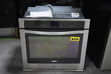 Whirlpool WOS51EC0AS 30  Stainless Self Clean Single Electric Wall Oven  29435