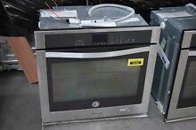 Whirlpool WOS51EC0AS 30  Stainless Single Electric Wall Oven NOB  29417