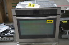 Whirlpool WOS51EC0AS 30  Stainless Single Electric Wall Oven NOB  30876 HRT