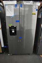 Whirlpool WRS325SDHZ 36  Stainless Side By Side Refrigerator NOB  38928 HRT