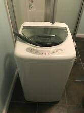 Haier HLP21n 1 Cu Ft  Top Load Portable Washer in White
