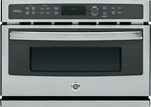 GE PSB9100SFSS 27  Stainless Electric Speed Oven NOB  39466 HRT