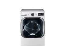 LG DLEX8000W 29  White Front Load Electric Dryer 9 0 Cu Ft  NIB  19110 HRT