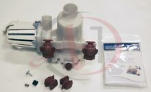 For Whirlpool   Kenmore Washer Water Drain Pump Assembly PP 280187 PP AP3953640