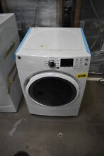 GE GFD43GSSMWW 27  White Front Load Matching Gas Dryer NOB  39597 MAD