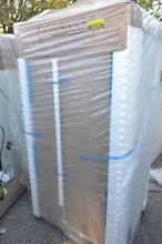 Whirlpool WRS576FIDW 36  White Side by Side Refrigerator NOB  18778 T2