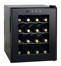 16 bottle Thermo Electric Wine Cooler with Heating