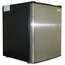 3 0 cu ft  Upright Freezer with Energy Star   Stainless Steel